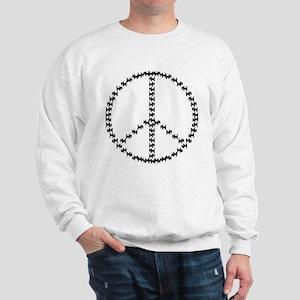 PEACEFUL SCOTS Sweatshirt