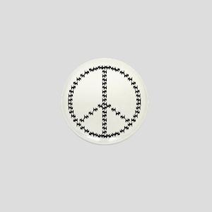 PEACEFUL SCOTS Mini Button