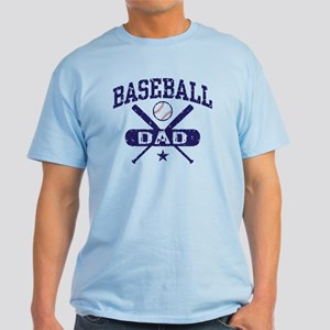 Baseball Dad Light T-Shirt