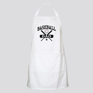 Baseball Dad Apron