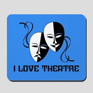Love Theatre Mousepad