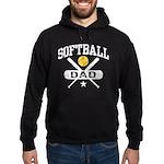 Softball Dad Hoodie (dark)