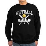 Softball Dad Sweatshirt (dark)