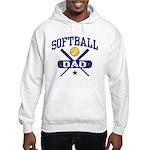 Softball Dad Hooded Sweatshirt