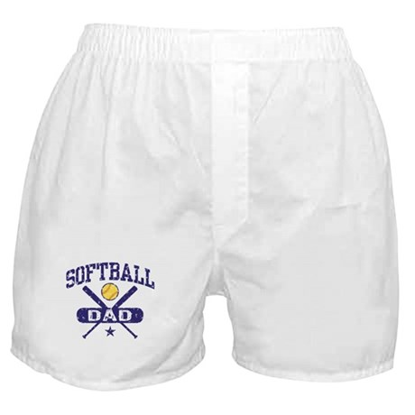 Softball Dad Boxer Shorts