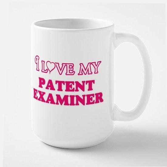I love my Patent Examiner Mugs