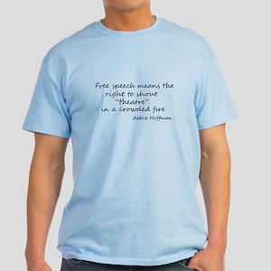 Shout Theatre Light T-Shirt