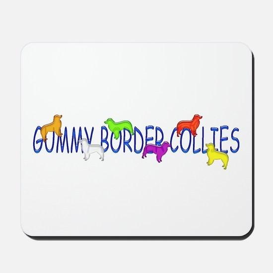 Border Collie Mousepad