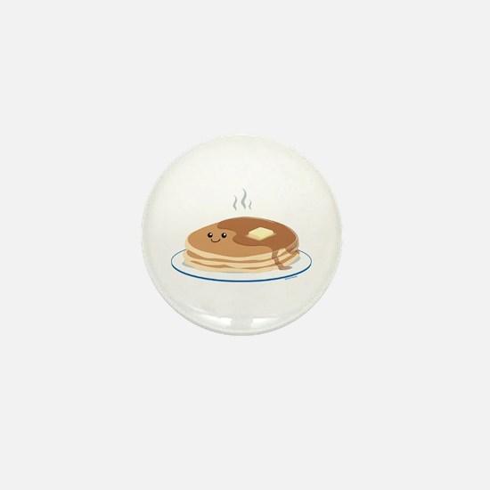 Breakfast Time Mini Button