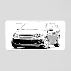 Cobalt SS Aluminum License Plate