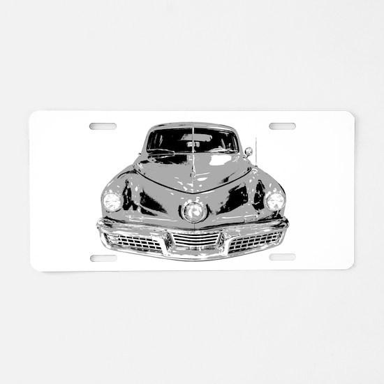 Tucker Aluminum License Plate