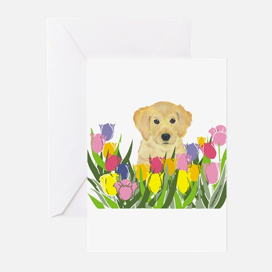 Golden Retriever Greeting Cards (Pk of 10)