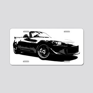 S2000 Aluminum License Plate