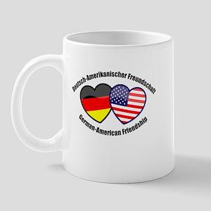 German-American Friendship Mug