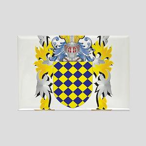 Villanova Family Crest - Coat of Arms Magnets
