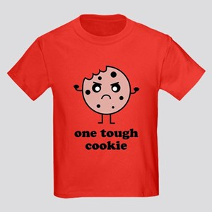 One Tough Cookie Kids Dark T-Shirt