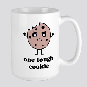One Tough Cookie Large Mug