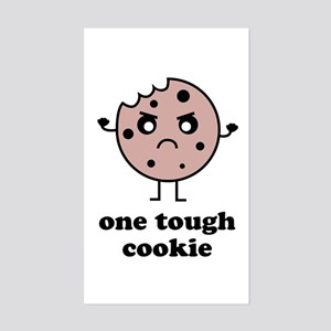 One Tough Cookie Sticker (Rectangle)