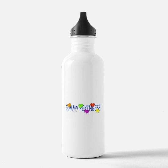 Pekingese Water Bottle