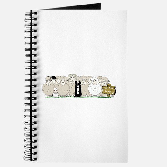 Sheep Family Journal