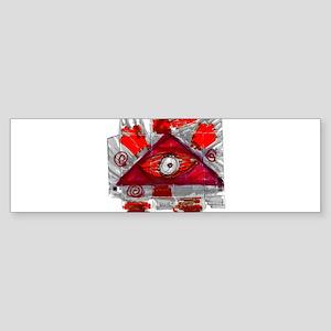 446 16 Sticker (Bumper)