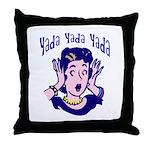 Travel Club Throw Pillow