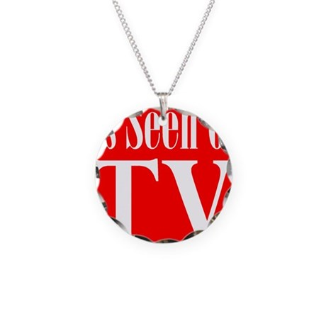 As Seen On TV Necklace Circle Charm