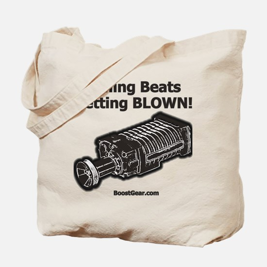 Supercharger Tote Bag