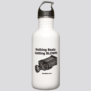 Supercharger Stainless Water Bottle 1.0L