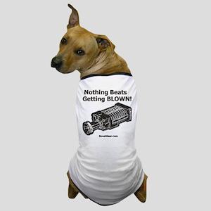 Supercharger Dog T-Shirt