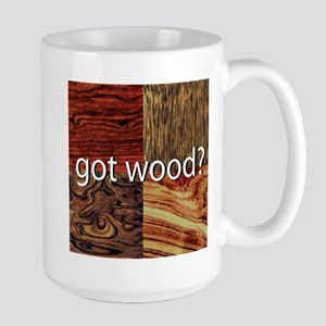 Got Wood Large Mug