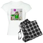 Drums Women's Light Pajamas