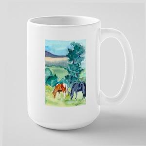 Pleasant Day Large Mug