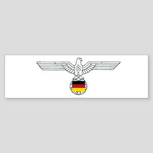 Wehrmacht Sticker (Bumper)