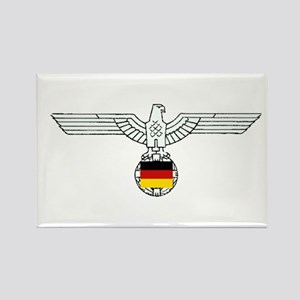 wehrmacht eagle commemorative Magnets