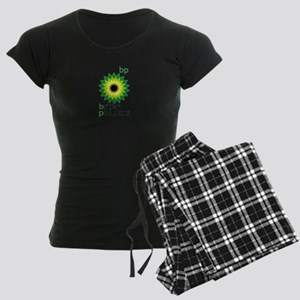 Gulf Oil Spill - British Poll Women's Dark Pajamas