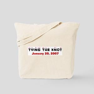 1/20/2007 Wedding Tote Bag