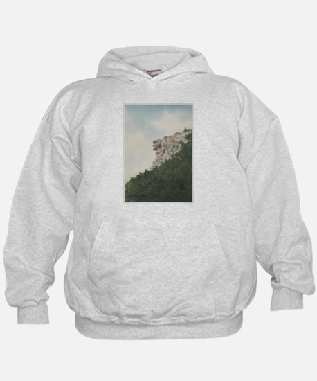 Old Man of the Mountain Hoody
