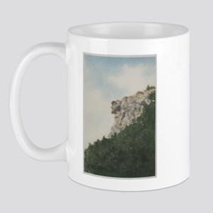 Old Man of the Mountain Mug