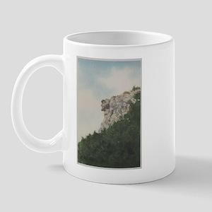 Old Man of the Mountain Mug