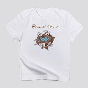 Born at Home baby infant T-Shirt