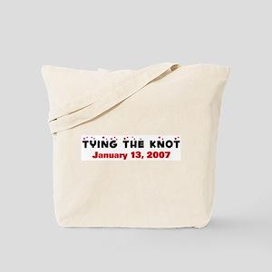 1/13/2007 Wedding Tote Bag