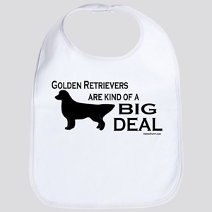 Big Deal - Golden Retriever Bib