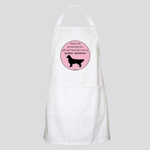 Girls Best Friend Apron