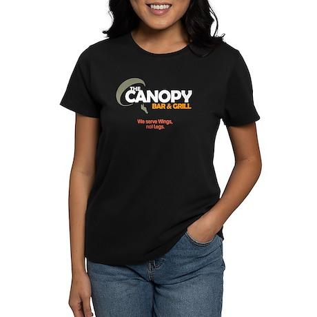 Canopy: Women's Dark T-Shirt
