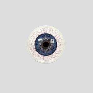 Eyeball -517 Mini Button