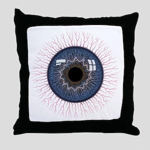 Eyeball -517 Throw Pillow