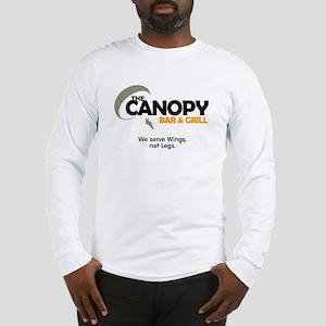Canopy: Long Sleeve T-Shirt