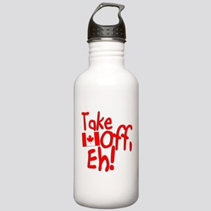 Take Off, Eh! Stainless Water Bottle 1.0L
