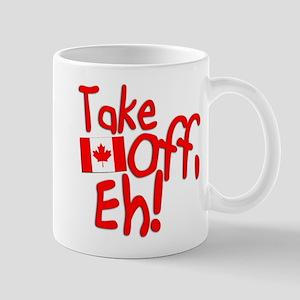Take Off, Eh! Mug